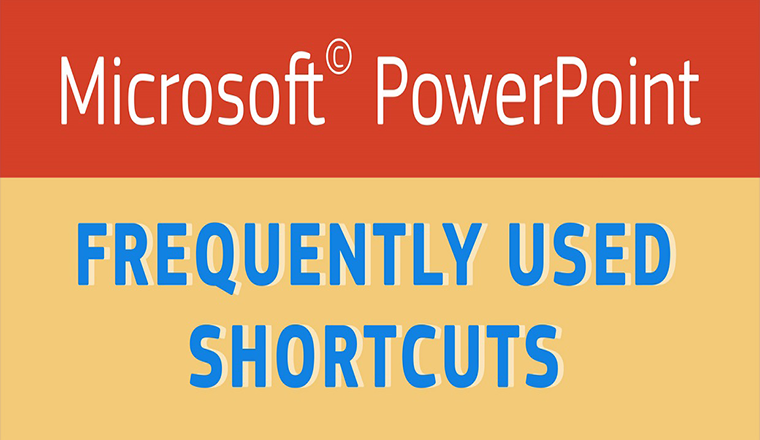 3 Reasons to Use PowerPoint Shortcuts while Creating Digital Projects #infographic