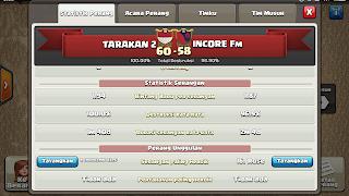 Clan TARAKAN 2 vs INCORE Fm, TARAKAN 2 Win