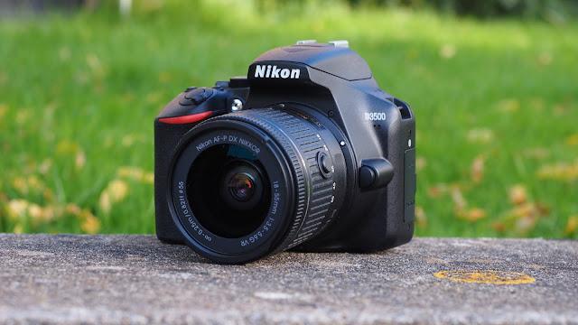 Nikon DSLR Camera D3500