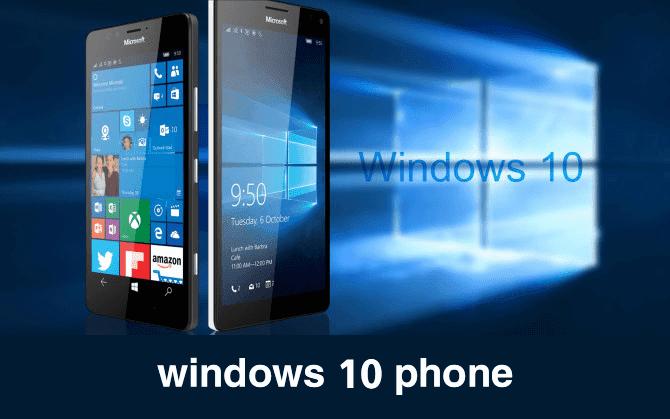 مايكروسوفت تقتل حلم الهاتف الذكي الجديد بنظام ويندوز 10