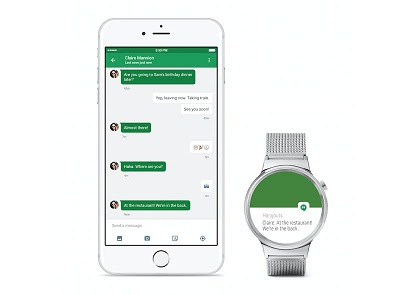 Cara Sinkronisasi Android Wear dan iPhone