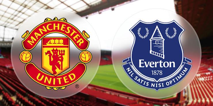 Berikut Prediksi Pertandingan Manchester United vs Everton