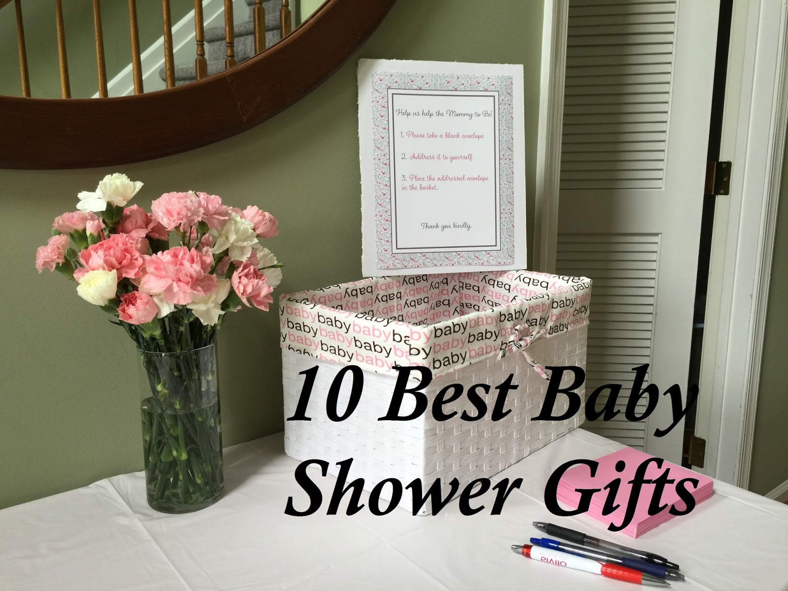 The Classy Chaos 10 Best Baby Shower Gifts