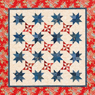 he Big Book of Strip Quilts: sample 9