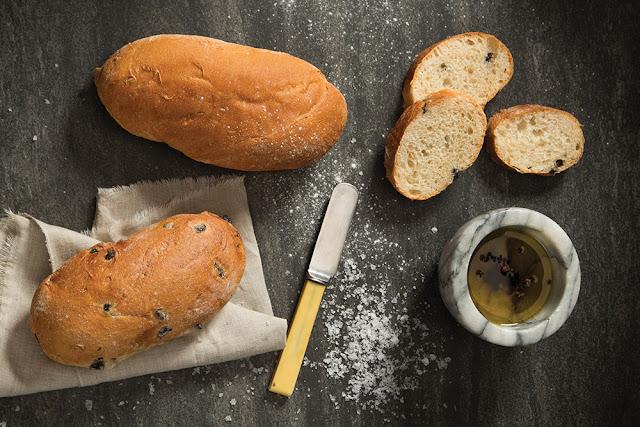 Brutaria cora: paine ciabatta mica