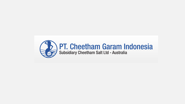 Lowongan Kerja PT. Cheetham Garam Indonesia Penempatan Cilegon