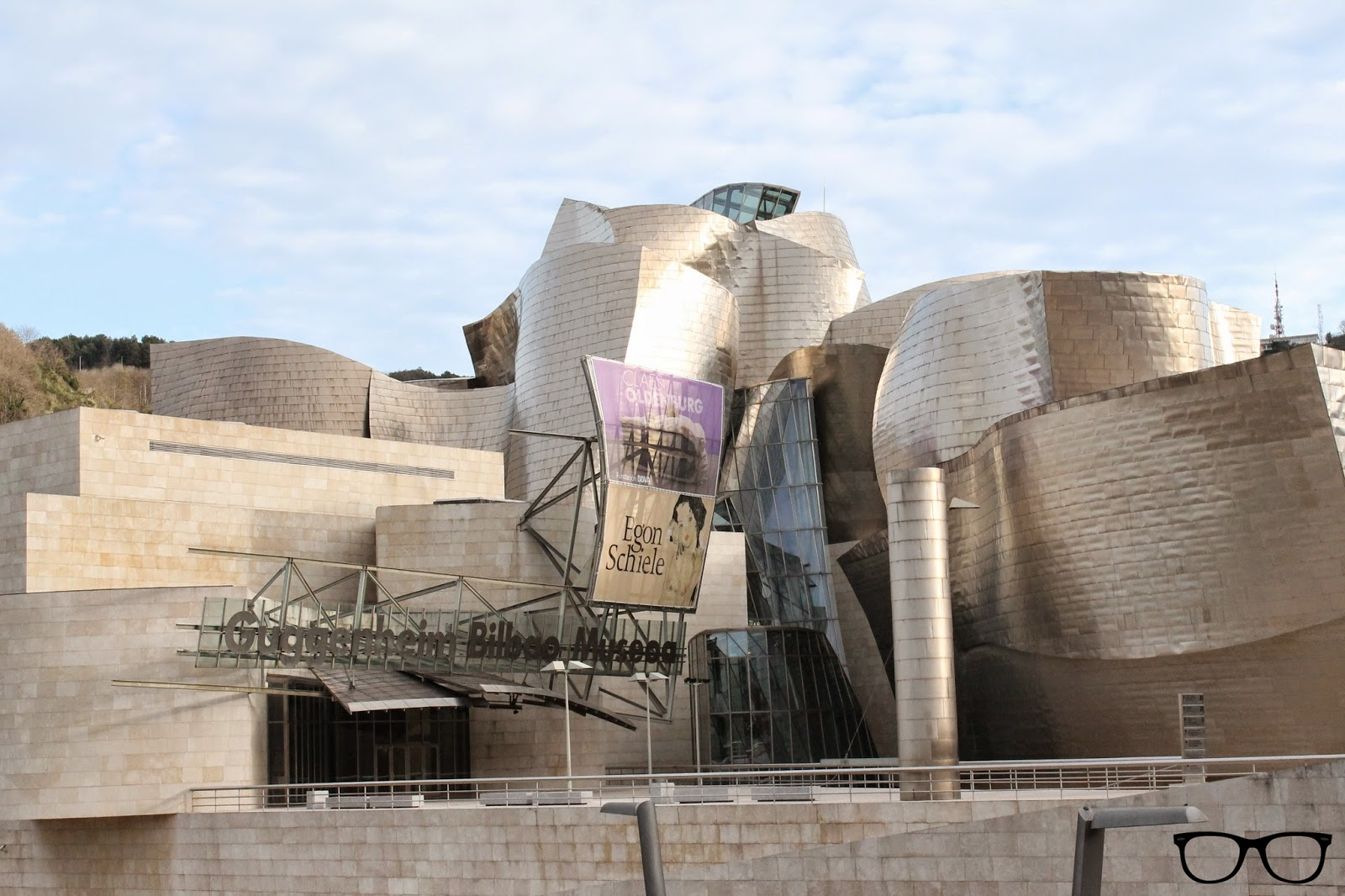Vistas Guggenheim Bilbao