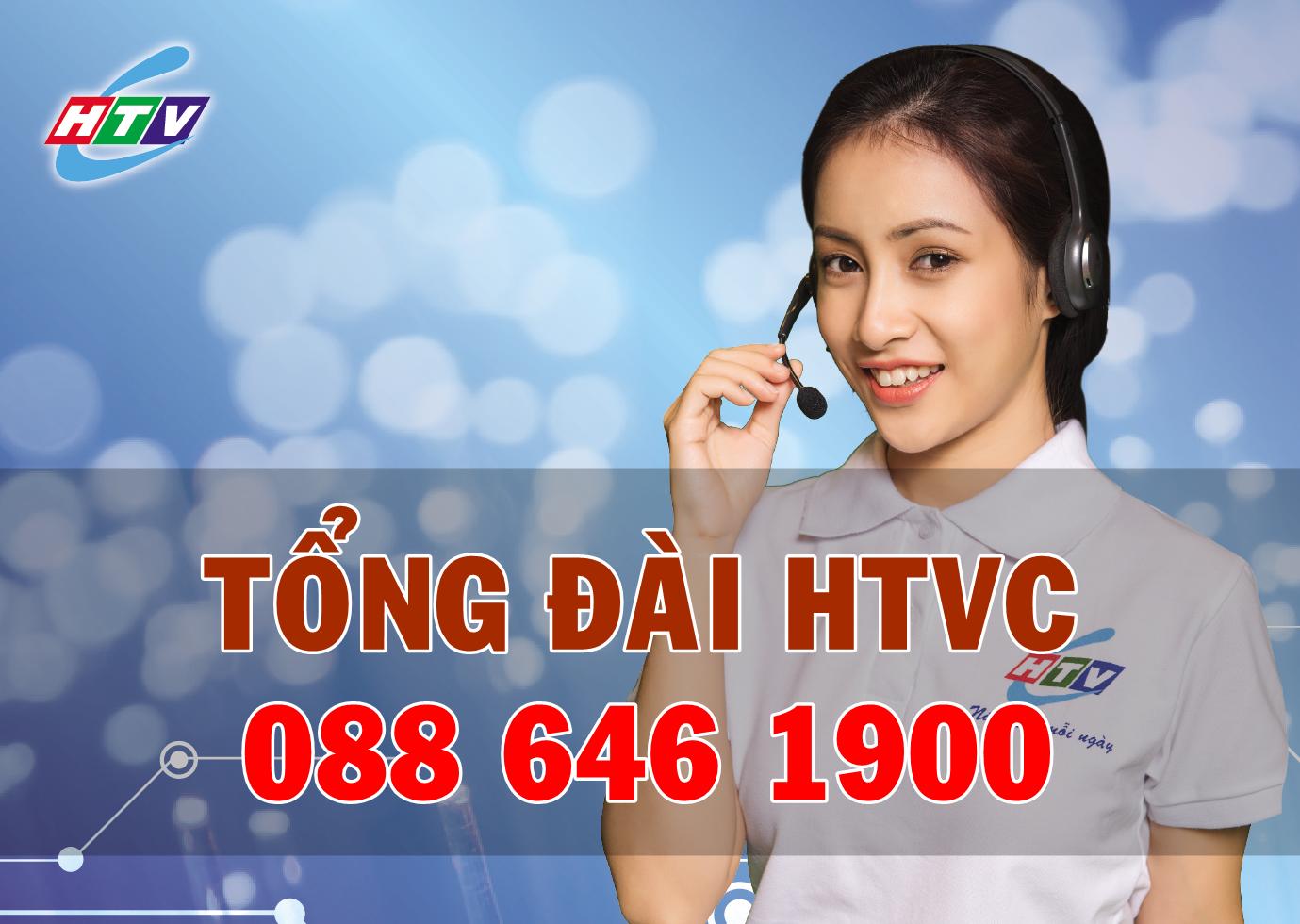 Tổng đài HTVC tại Gò Vấp - Truyền hình cáp HTVC