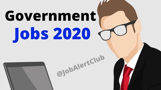 Government Job's in Rajasthan 2020 - JobAlertClub.com