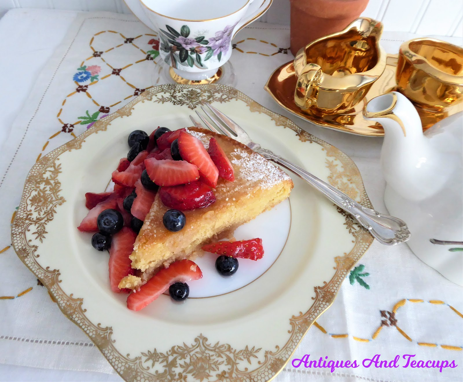 Antiques And Teacups: May 2019