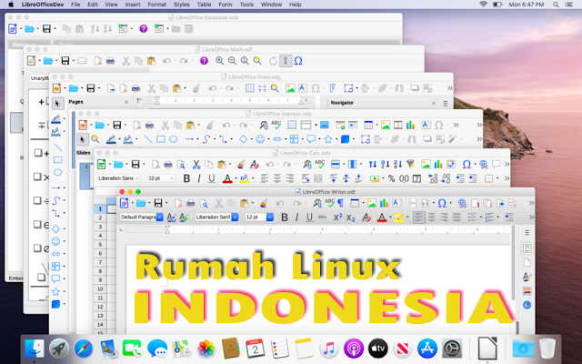 Belajar Linux Otodidak   AYO PAKAI OPENSOURCE   LibreOffice Terbaru 2020