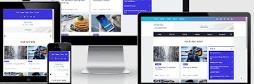 Template Viral Go Redesign Blogger Responsive