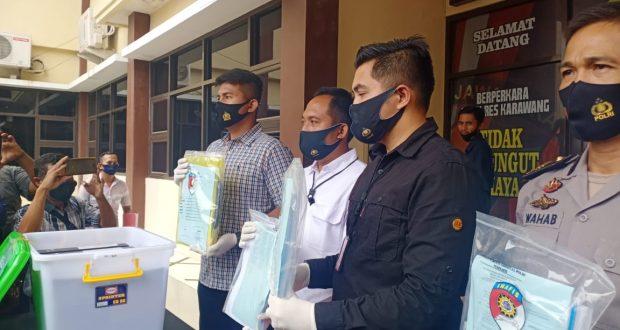 Polres Karawang Tetapkan 3 Tersangka Kasus Korupsi PDAM Tirta Tarum
