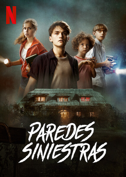 The Strange House (2021) NF WEB-DL 1080p Latino