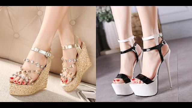 personality of women, women's footwear,