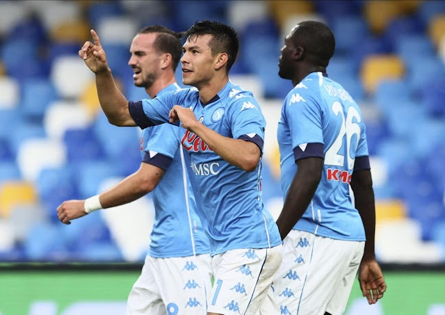 Serie A : Napoli Bantai Genoa 6-0