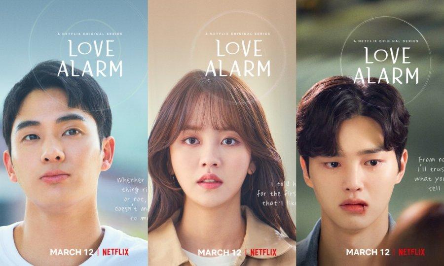 Love Alarm (2021) Season 2 Subtitle Indonesia Episode 6 END