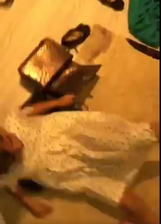 فيديو خدامه تعذب بنت  فى السعودية يشعل تويتر