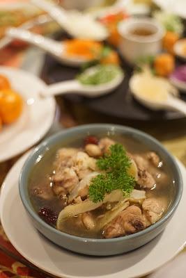 Ayam Masak Herbal ala Ibis Kitchen Pontianak