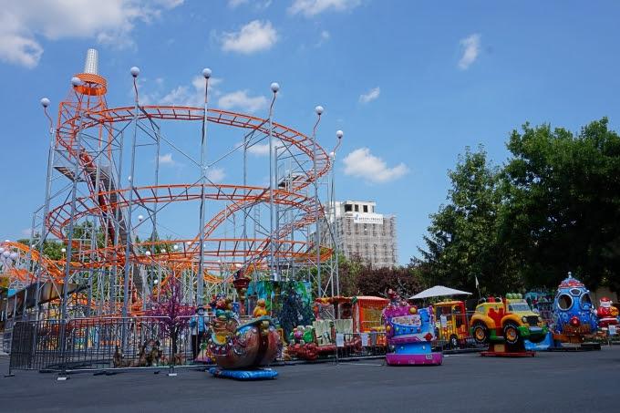 Bukarestin huvipuisto