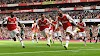 Arsenal 2-1 Burnley: Ceballos Shines, Auba Strikes Again