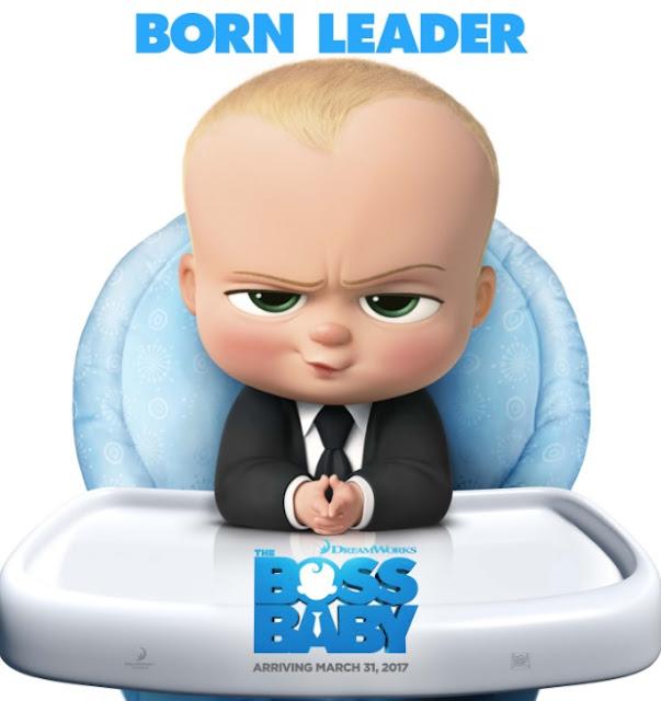 Sinopsis The Boss Baby (2017)