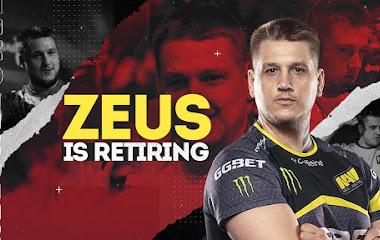 Na'vi Zeus sẽ giải nghệ sau khi kết thúc BLAST Pro Series Moscow