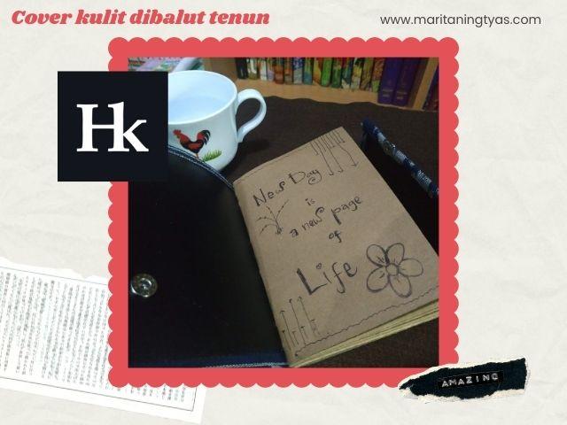 cover kulit jurnal tenun hibrkraft