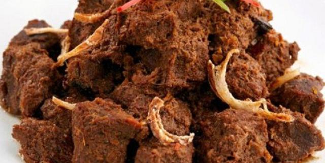 Bumbu Rendang Daging Sapi, Ayam Sepesial Kering Dan Kuah Khas Padang Dan Jawa