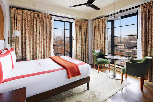 The Bowery Hotel is the standard of service, style, and sophistication in New York City's Lower East Side.