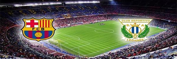 برشلونة يواصل السقوط بالدورى الإسبانى وبيفقد ثلاثة نقاط أمام ليغانيس