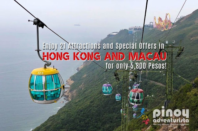 Hong Kong Macau Travel Guide 2018 Iventure Card Klook
