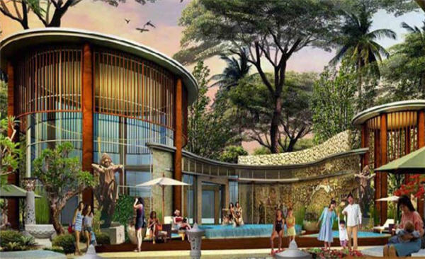 Bali Resort Serpong