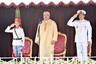 موقع بني يازغة يهنئ صاحب الجلالة بمناسبة عيد العرش المجيد