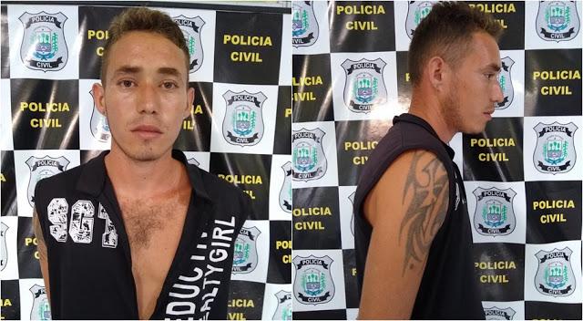 Acusado de participação em homicídio em Parnaíba/PI é preso na zona rural de Chaval/CE