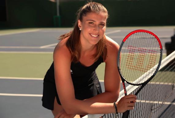 Beatriz Haddad Maia portugal tênis brasil