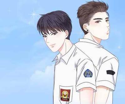 Baca Webtoon Just Friends Full Episode