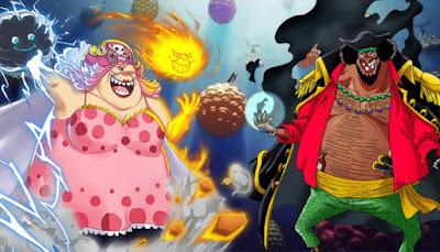 Top 20 powerful devil fruits in One piece.
