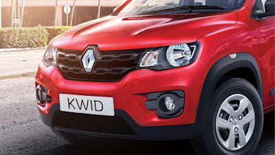 Renault Kwid 1.0 review