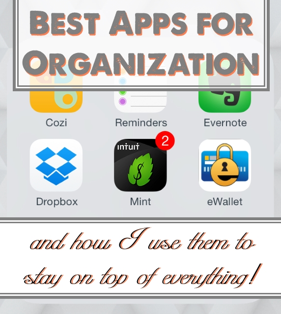 10 Organizing Apps: Label Me Organized: Best Organization Apps (and How I Use