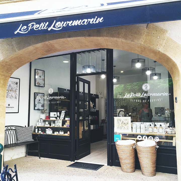 Le Petit Lourmarin boutique