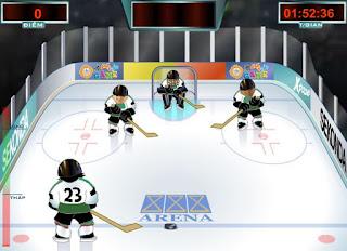 Chơi game nhà vô địch Hockey