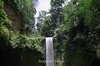 Air Terjun Tibumana Bali dari dekat