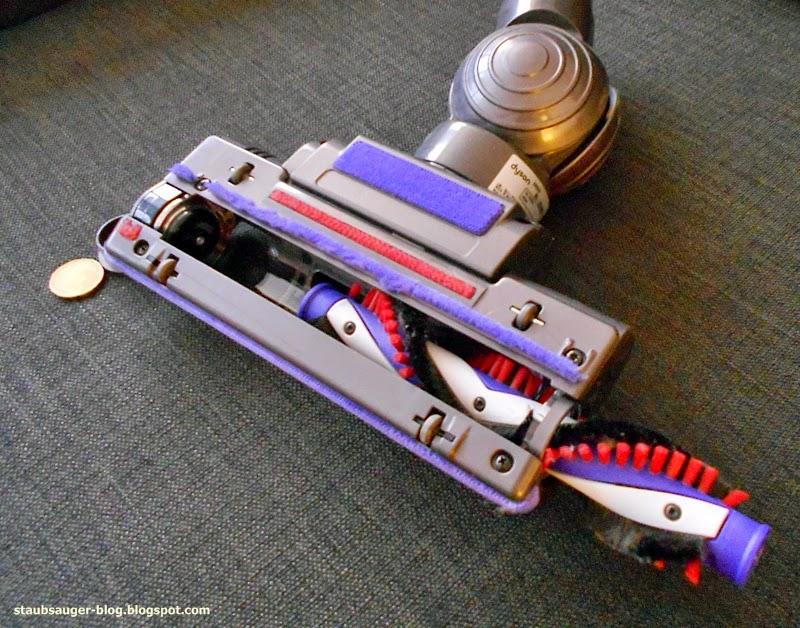 Staubsauger Blog: Dyson DC45 Turbodse reinigen / auch als ...