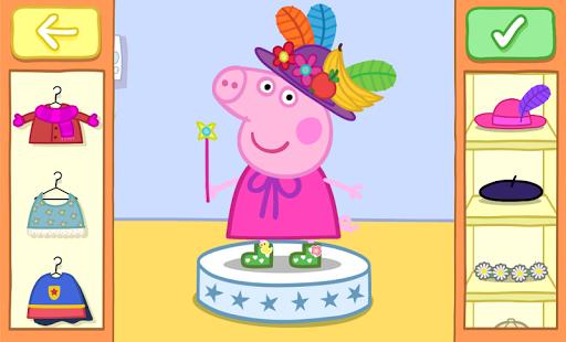 Descarga los Juegos originales de Peppa Pig para pintar, vestir y armar (celulares y Tablets)