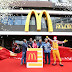 1ST MCDONALD'S RESTAURANT IN SARAWAK GETS A FRESH NEW LOOK IN CELEBRATION OF ITS 25TH ANNIVERSARY