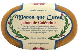 Jabon de Calendula