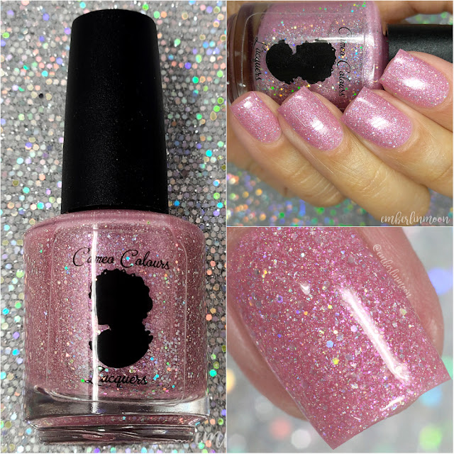 Cameo Colours Lacquer - Only Bad Witches Are Ugly