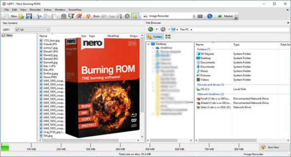 Nero Burning ROM 2019 -