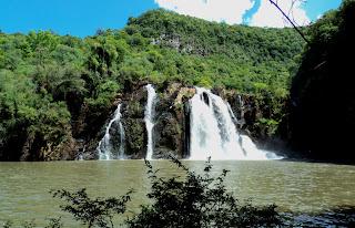 Cascata da Usina: A Mais Bela Atração Natural da Cidade de Nova Prata